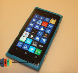 Lumia 800 With Windows Phone 7.8 Spotted in the Wild (Pictures & Video)