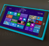 Concept Art: 'Nokia 1002′ – 7.5' inch Tablet