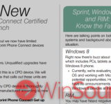 Leaked: Sprint Has No Plans For a Windows Phone 8 Device in the Near Future