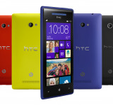 HTC Windows Phone 8X Hands On (video)