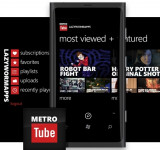 HD YouTube steaming down for the count on Windows Phone Apps