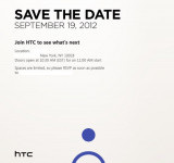 HTC Announces Press Event for September 19th