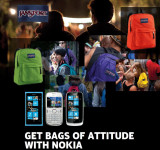 Get Free Jansport Bag With Lumia on O2