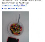 Nokia Eating JellyBeans for Breakfast this Morning in NYC (Android?)