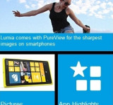 New Nokia Lumia 920 Mobile Site