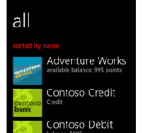 Microsoft Shows Off New WP Wallet Hub, NFC (images)
