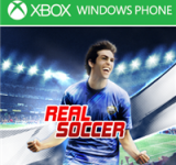 Xbox Live Gameloft's Real Soccer Out Now!
