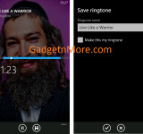 Screenshots of Nokia's Upcoming 'Ringtone Maker' Leaked