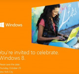 Microsoft Announces NYC Windows 8 Event on October 25th