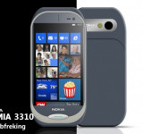 Concept Art: Nokia Lumia 3310 Windows Phone 8 (Petapixel PureView?)