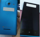 New leaked Images of Huawei's Ascend W1