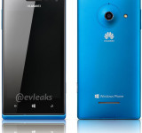 Leaked: Huawei Ascend W1 (Images)