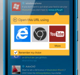 Concept Art: Chrome for Windows Phone 8