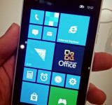 Nokia Lumia 900 Running Windows Phone 7.8 (images)
