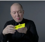 Nokia's head of design, Marko Ahtisaari describes the Nokia Lumia 920 through his eyes