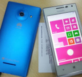 New Photos of the White Huawei Ascend W1 Windows Phone