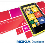 Developer: Lumia Geek 8 Week Challenge (win a trip for 2 to MWC in Barcelona)