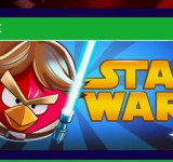 "New ""Angry Birds:Star Wars"" Windows 8 Commercial"
