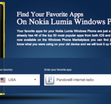 Nokia Creates Site for ex Android and iPhone Users to Round Up Favorite Apps on Windows Phone
