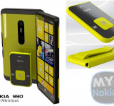 Concept Art: Nokia Lumia 990 (Quad/Octo core, 16MP PureView, 1080p)