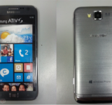 Samsung ATIV S Finally Shows its Face? Nope… Just a Dumy Device