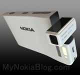 Concept Art: Nokia Lumia 809 w/ Twist-able 41MP Pureview Camera (Images + Video)