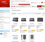 Microsoft Surface Available Now at Staples