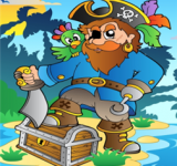New + Fun Game: Captain Pirate