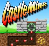 CastleMine Free: Fun + Free Tower Defense Game