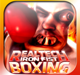 Iron Fist Boxing is Now Available on the Windows Phone Store