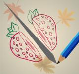 Fun + Free Game: Pencil Blade (Fruit Ninja Clone)