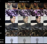 The New BlackBerry Z10′s Camera is The Worst vs Nokia's Lumia 920 and Everyone Else