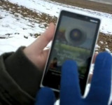 How Sensitive is the Lumia 920′s Screen? (video)
