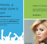 Kelly Clarkson Set for New Microsoft Store Grand Opening in San Antonio, TX (March 9th)