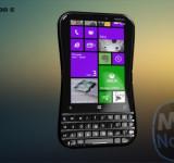 Concept Art: Nokia Lumia 888 w/ Qwery Keyboard