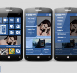 Concept Art: New Facebook App for Windows Phone