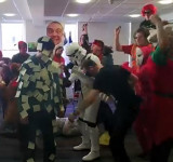Harlem Shake: Nokia Music UK Style (video)