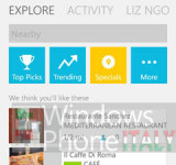 Microsoft Tackles Foursquare Redesign for Windows Phone (video)