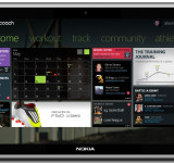 Adidas micoach: Exclusive App for Nokia Branded Windows Tablet? (images)