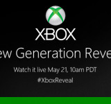 New Generation Xbox Will be Revealed May 21st 2013