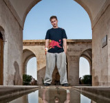 Behind the Scenes: 'Parkour: Red Bull Freerunning Champion Tests Nokia Lumia 920'