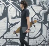 Pro Skateboarder and Journalist Does More With His MS Surface (video)