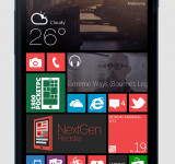 Concept Art: Windows Phone Blue (images)