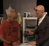 Celebrity Stylist Robert Verdi Does Digital Makeovers Featuring The Nokia Lumia 521