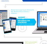 Skydrive Reaches 250 Million Users