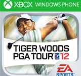 Tiger Woods 12 Drives into the Windows Phone Store as Nokia Exclusive