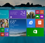 Windows 8.1 and Windows RT 8.1 RTM's – Released to Hardware Partners