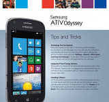 Leak: US Cellular Set To Release The Samsung ATIV Odyssey Windows Phone 8 Device Soon