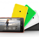 Leaked: Another Image of the Yet Announced Lumia 625 w/ 4.7inch Display (5 Colors)
