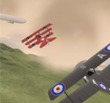 Dogfight: New Fun + Free Game on the Windows Phone Store (WWI multiplayer flight simulator)